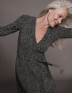 Fashion Over 60: Pia Gronning