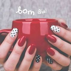 Bom diiiiiiaaaa! !! #love #nails #fashion #art #wonderful #bonic #vemprobonic