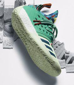 Adidas James Harden Vol. 2 Vision. 747 Warehouse exclusive. aka ALL STARS