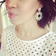 Love the Kaia Earrings!