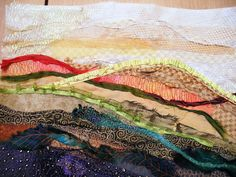 Angie's textile notes