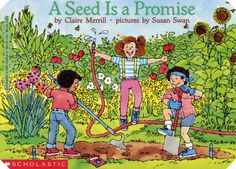 A Seed Is a Promise - Jesus is the Promised seed. Genesis 3:15