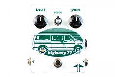 Heavy Electronics Highway-77 Overdrive - PrymaxeVintage