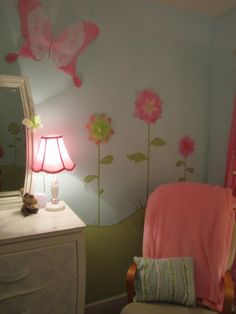 Cute idea for my step-daughter's room
