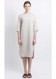 HEM ROUND DRESS