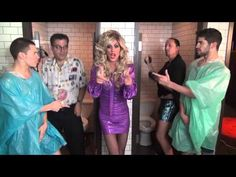 LET'S HAVE A KIKI PARODY - LET'S HAVE A PEE PEE - SHERRY VINE!!!