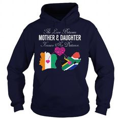 THE LOVE BETWEEN MOTHER AND DAUGHTER - IVORY COAST SOUTH AFRICA T-SHIRTS, HOODIES, SWEATSHIRT (39.99$ ==► Shopping Now)