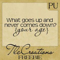 Create with TLC: Tuesday Freebie...........* birthday
