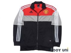 Manchester United Track Jacket w/tags #manchesterunited #manchesterunitedshirt #manchesterunitedjersey #manchesterunitedtrackjacket #trackjacket #adidas - Football Shirts,Soccer Jerseys,Vintage Classic Retro - Online Store From Footuni Japan #footuni #football #soccer #footballshirt #footballjersey #soccershirt #soccerjersey #jersey #vintage #vintageclothing #vintagejersey #vintagefootballshirt #classic #retro #old #fussball #collection #collector #collective Manchester United Premier League, Manchester United Shirt, Vintage Football Shirts, Vintage Jerseys, Soccer Shirts, Football Jerseys, Adidas Football, Adidas Jacket, Vintage Outfits