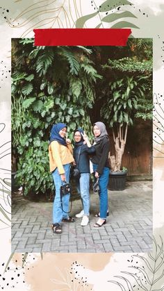 Ootd Hijab, Friends, Amigos, Boyfriends