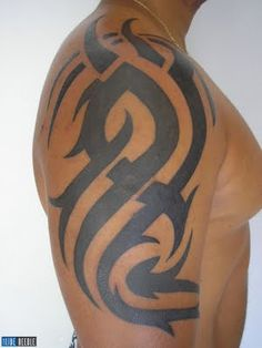 "Blackfoot Indian Tattoos | Interpretation of Ta Moko in Western culture, usually called ""tribal"""