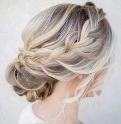 hairstyle and or color