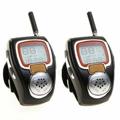 AGPtek New Two Way Radio Walkie Talkie Wristwatch Spy Wrist Digital Watch--Auto Channel Scan--LCD display--Auto Squelch built-in Microphone Spy Watch, Kids Gadgets, Tech Gadgets, Christmas Gifts For Boys, Christmas Ideas, People Shopping, Two Way Radio, Seo Services, Walkie Talkie