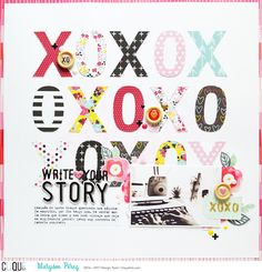 Write your story - S