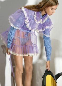 philoclea: Amalie Moosgaard by Roe Ethridge for Dazed May...