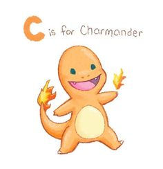 Learn Your ABCs With Pokémon!  http://cheezburger.com/551429/pokemon-memes-abcs