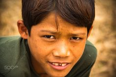Khmer Child - Cambodia - Follow me : https://www.facebook.com/AsiaTripTour/