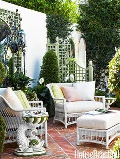 Mimi McMakin Decorates a Palm Beach Maisonette- The Glam Pad