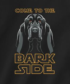 Bark Side T-Shirt