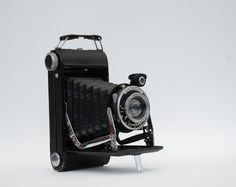 Vintage Camera Folding Lumiere Lumirex by FrenchTouchBoutique