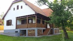 Image result for székely tornácos ház Cabin, Architecture, House Styles, Home Decor, Arquitetura, Room Decor, Cabins, Architecture Illustrations, Home Interior Design