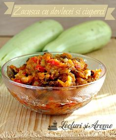 vegane (de post) Archives - Page 10 of 23 - Lecturi si Arome Tasty, Yummy Food, Good Food, Canning Pickles, Romanian Food, Yams, Canning Recipes, Coco, Conservation