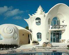 Conch House, Isla Mujeres, Mexico