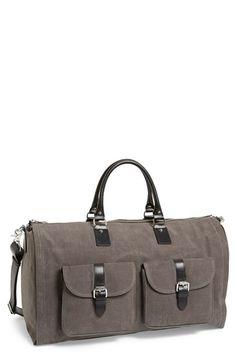 hook + ALBERT Canvas Garment/Duffel Bag | Nordstrom