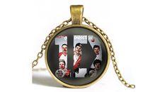 One Direction üveges nyaklánc