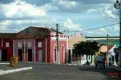 São João do Cariri, Paraíba, Brasil - Igreja Nossa Senhora dos Milagres