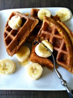 Healthy Fall/Winter Waffle:  For the recipe please visit: http://wp.me/p2e3cl-D1