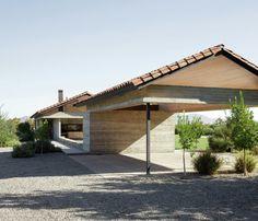 Diseño de casa de campo de un piso | Construye Hogar