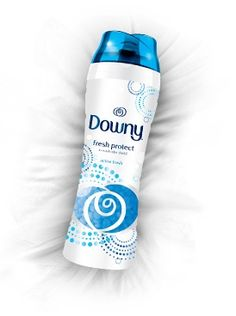 31 loads 19.5 oz Downy® Fresh Protect Active Fresh In-Wash Odor Shield