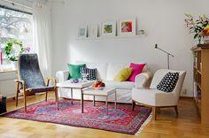 GUIA PARA ECONOMIZAR CON COJINES | Decorar tu casa es facilisimo.com
