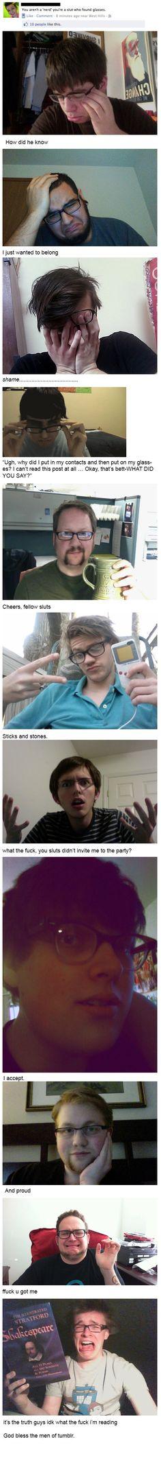 God Bless the Men of Tumblr