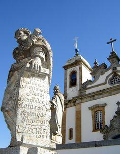 Profeta Ezequiel - Congonhas, Minas Gerais