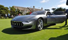 2014 Alfieri Maserati Underwhelms In Person With Bloated Surfaces and Mildewing Cabin