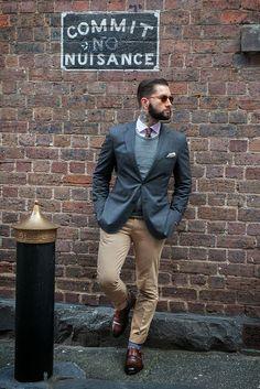 Men's LookBook : Photo