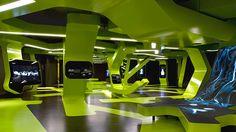 ART+COM:Level Green