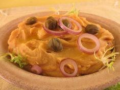 Piure de mazăre galbenă - o mâncare deosebit de fină şi savuroasă | Epoch Times România Hummus, Mexican, Ethnic Recipes, Food, Kitchens, Essen, Yemek, Mexicans, Meals