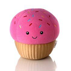 Almofada Cupcake. Um toque de fun design para a sua cama ou sofá.