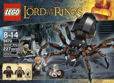"""""""Lord of the Rings"""" LEGO sets."""