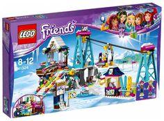 LEGO Friends 41324 : La station de ski - Juin 2017