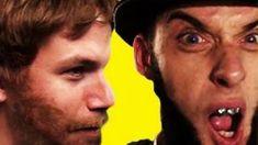 Abe Lincoln VS Chuck Norris Epic Rap Battles of History #3, via YouTube.