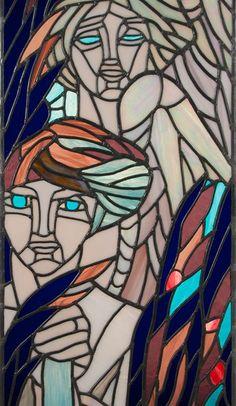 La vetrata artistica: luce e colore