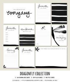 Dragonfly Collection | The Making Table Store