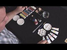"""""""How To Choose Inks"""" Подробнейший видеокурс по каллиграфии от известного каллиграфа Veiko Kespersaks. Он работает в Лондонской студии каллиграфии Calligraphy Lettering и является одним из ведущих специалистов в своей области."""