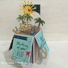 Today I'm going to share my card in a box project. I lova making card in a box with Lawn Fawn stamp sets, because it's so versa. Pop Up Box Cards, 3d Cards, Card Boxes, Easel Cards, Fancy Fold Cards, Folded Cards, Lawn Fawn Stamps, Interactive Cards, Shaped Cards