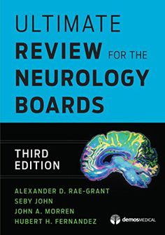 Ultimate Review for the Neurology Boards 3rd Edition Pdf Download e-Book