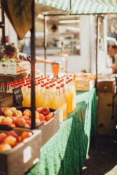 vendor stall at broadway market, london | travel photography